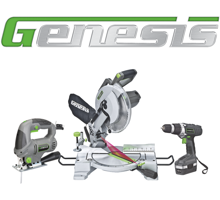 Genesis Power Tools Website